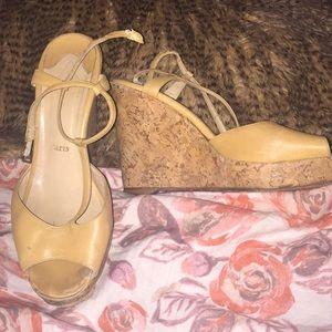 Shoes - Christian Louboutin Wedge Heels
